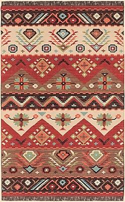 Surya Jewel Tone JT8-58 Hand Woven Rug, 5' x 8' Rectangle