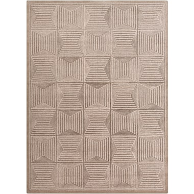 Surya Mystique M64-811 Hand Loomed Rug, 8' x 11' Rectangle