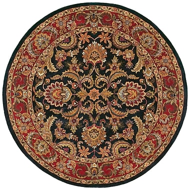 Surya Ancient Treasures A108-8RD Hand Tufted Rug, 8' Round