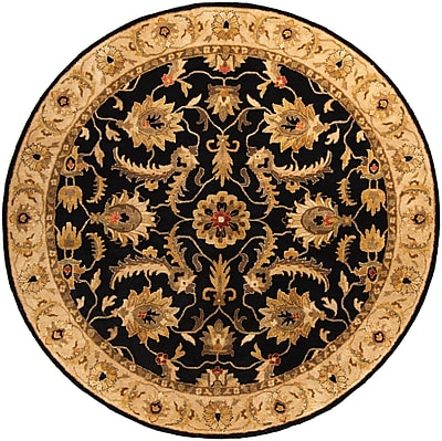 Surya Ancient Treasures A171-8RD Hand Tufted Rug, 8' Round