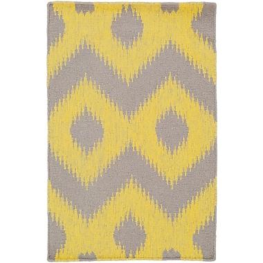 Surya Frontier FT166-23 Hand Woven Rug, 2' x 3' Rectangle