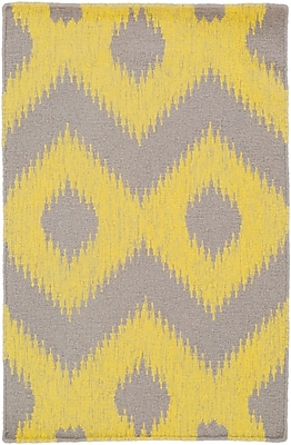 Surya Frontier FT166-23 Hand Woven Rug, 2' x 3' Rectangle