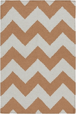 Surya Frontier FT237-58 Hand Woven Rug, 5' x 8' Rectangle