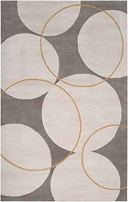 Surya Goa G5037-58 Hand Tufted Rug, 5' x 8' Rectangle