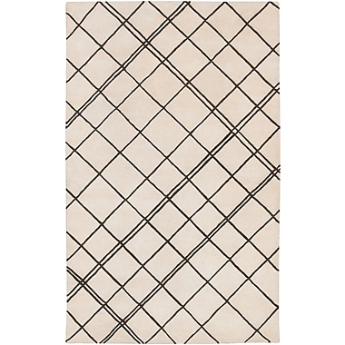 Surya Studio SR124-58 Hand Tufted Rug, 5' x 8' Rectangle