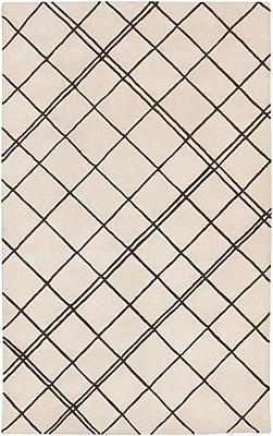 Surya Studio SR124-58 Hand Tufted Rug, 5' x 8' Rectangle