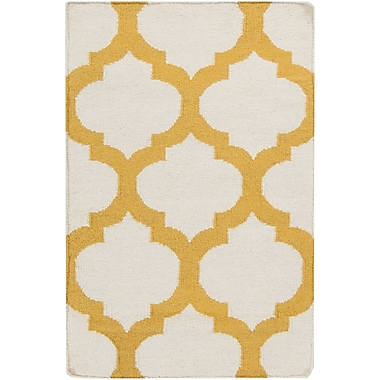 Surya Frontier FT121-23 Hand Woven Rug, 2' x 3' Rectangle