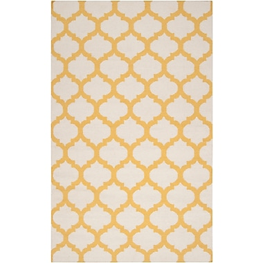 Surya Frontier FT121-58 Hand Woven Rug, 5' x 8' Rectangle