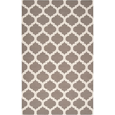 Surya Frontier FT122-58 Hand Woven Rug, 5' x 8' Rectangle