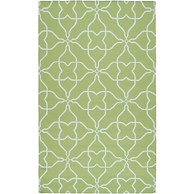 Surya Frontier FT234-58 Hand Woven Rug, 5' x 8' Rectangle