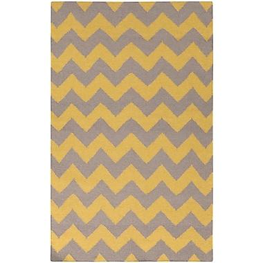 Surya Frontier FT290-58 Hand Woven Rug, 5' x 8' Rectangle