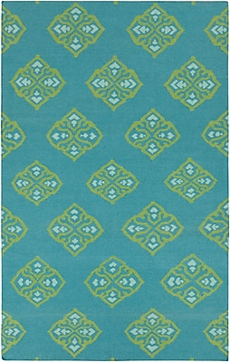 Surya Frontier FT371-58 Hand Woven Rug, 5' x 8' Rectangle