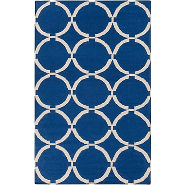 Surya Frontier FT521-58 Hand Woven Rug, 5' x 8' Rectangle