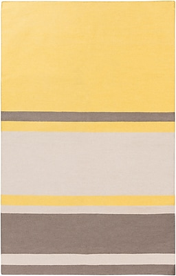 Surya Frontier FT569-58 Hand Woven Rug, 5' x 8' Rectangle