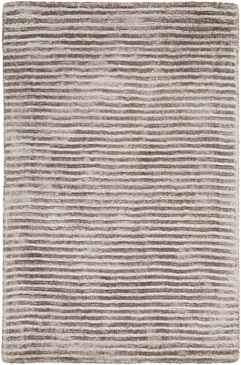 Surya Graphite GPH53-23 Hand Loomed Rug, 2' x 3' Rectangle
