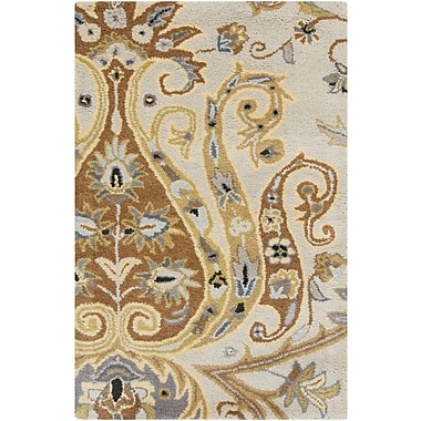 Surya Ancient Treasures A165-23 Hand Tufted Rug, 2' x 3' Rectangle