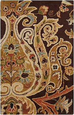 Surya Ancient Treasures A141-23 Hand Tufted Rug, 2' x 3' Rectangle