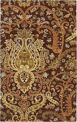 Surya Ancient Treasures A141-58 Hand Tufted Rug, 5' x 8' Rectangle