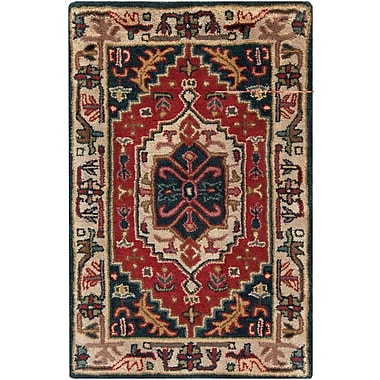 Surya Ancient Treasures A134-23 Hand Tufted Rug, 2' x 3' Rectangle