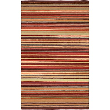 Surya Mystique M102-58 Hand Loomed Rug, 5' x 8' Rectangle