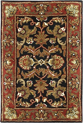 Surya Ancient Treasures A108-23 Hand Tufted Rug, 2' x 3' Rectangle
