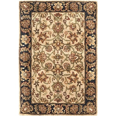 Surya Ancient Treasures A116-23 Hand Tufted Rug, 2' x 3' Rectangle
