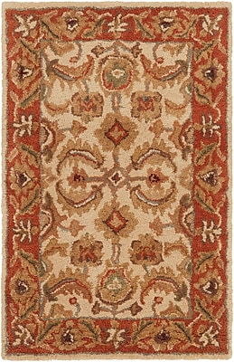 Surya Ancient Treasures A160-23 Hand Tufted Rug, 2' x 3' Rectangle