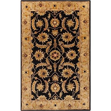 Surya Ancient Treasures A171-58 Hand Tufted Rug, 5' x 8' Rectangle