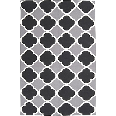 Surya Frontier FT66-58 Hand Woven Rug, 5' x 8' Rectangle