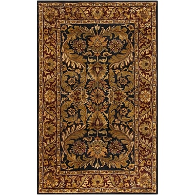 Surya Ancient Treasures A103-58 Hand Tufted Rug, 5' x 8' Rectangle