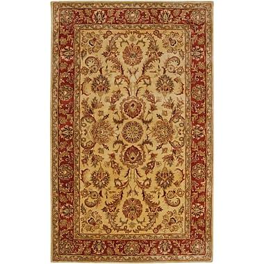 Surya Ancient Treasures A111-58 Hand Tufted Rug, 5' x 8' Rectangle