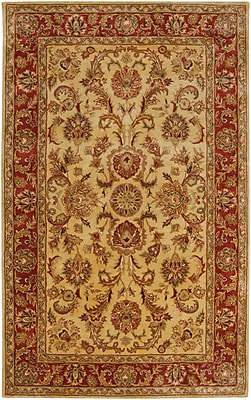 Surya Ancient Treasures A111-58 Hand Tufted Rug, 5' x 8' Rectangle