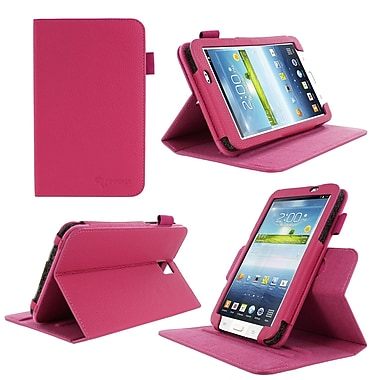 roocase Dual-View Vegan GA7TAB3DVMA Synthetic Leather Folio Case for 7