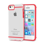rOOCASE Fuse Shell Case Cover For iPhone 5C, Red