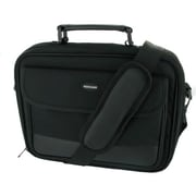 "rOOCASE Classic Carrying Bag For 8.9"" - 11.6"" Netbook, Black"