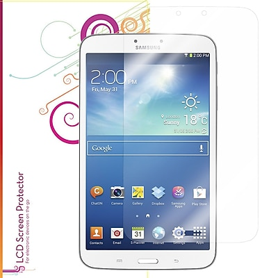 rOOCASE Ultra HD Plus Bubble Free Screen Protector For 8