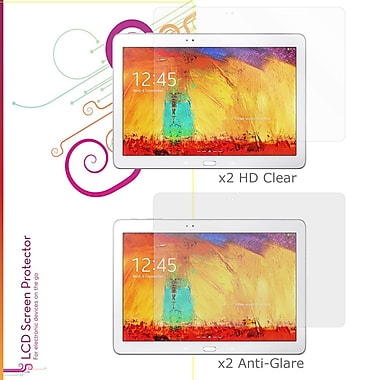 rOOCASE Anti-Glare HD Screen Protector For 10.1
