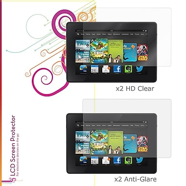 rOOCASE Anti-Glare HD Screen Protector For 7