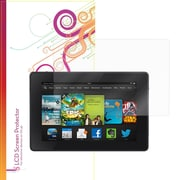 """rOOCASE Ultra HD Plus Screen Protector For 7"""" Amazon Kindle Fire HD"""