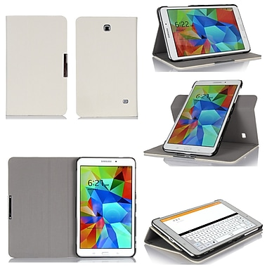 GearIT Spinner GA8TAB4360SPNCW Twill Fabric Folio Case for 8