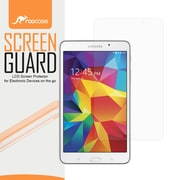 "rOOCASE Ultra HD Plus Bubble Free Screen Protector For 7"" Samsung Galaxy Tab 4"