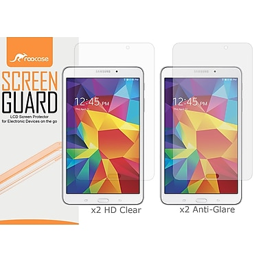 rOOCASE Anti-Glare HD Screen Protector For 8