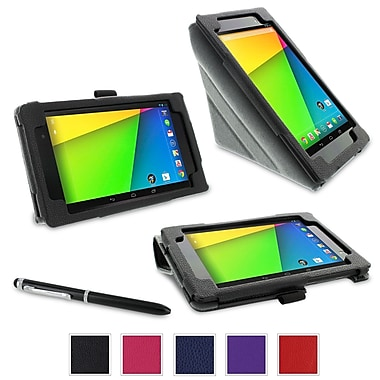 rOOCASE Origami Case Covers For Google Nexus 7 FHD