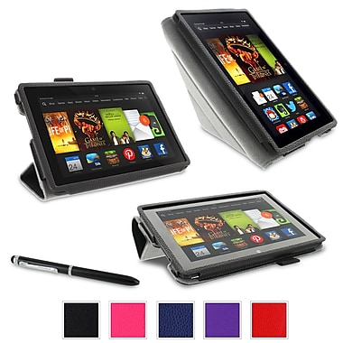 rOOCASE Origami Folio Case Cover For Amazon Kindle Fire HDX 7