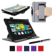"""rOOCASE Slim-Fit Case Covers For 7"""" Amazon Kindle Fire HD"""