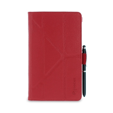 rOOCASE Origami Case Cover For Google Nexus 7 FHD, Red