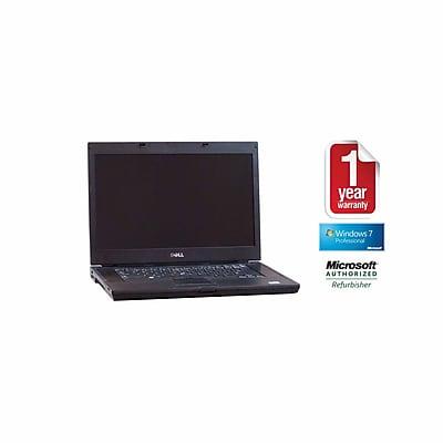 Dell E6510 Core I5-2.4GHz Processor, 4GB Mem, 128GB SSD HD, DVDRW, 15.5 Dsply, Win10 Pro 64bit, Refurbished