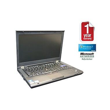 Refurb LENOVO T420 CORE I5-2.5GHz Processor, 4GB memory, 500GB Hard drive, DVDRW, 14 Display, Windows 10 Pro 64bit with Webcam