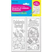 Barker Creek Celebrate Spring Bookmark Set, 60/Pack