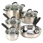 Zingz & Thingz Deluxe 10 Piece Cookware Set